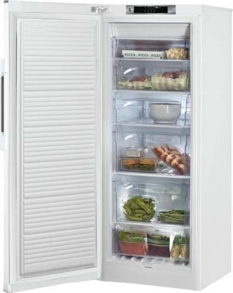 Whirlpool WVE1680 NFW Freezer