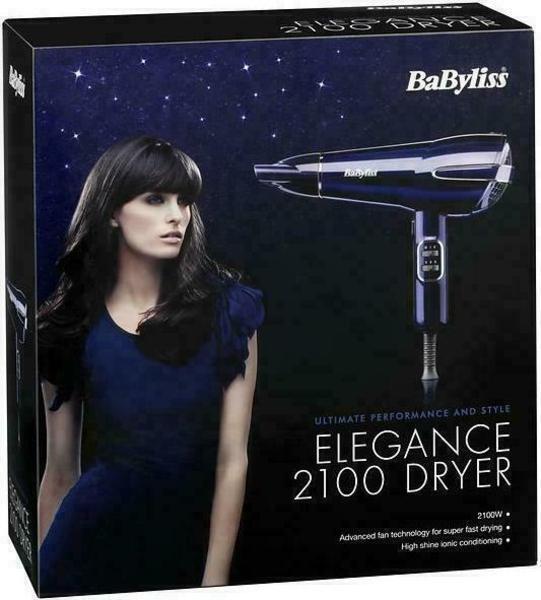 BaByliss Elegance 2100W Suszarka do włosów