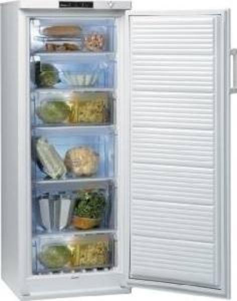 Whirlpool WV1600AW Freezer