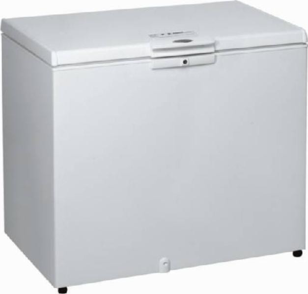 Whirlpool WH3212 A+E Freezer