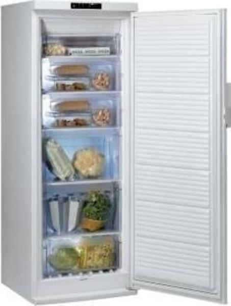 Whirlpool WV 1670 NFW Freezer