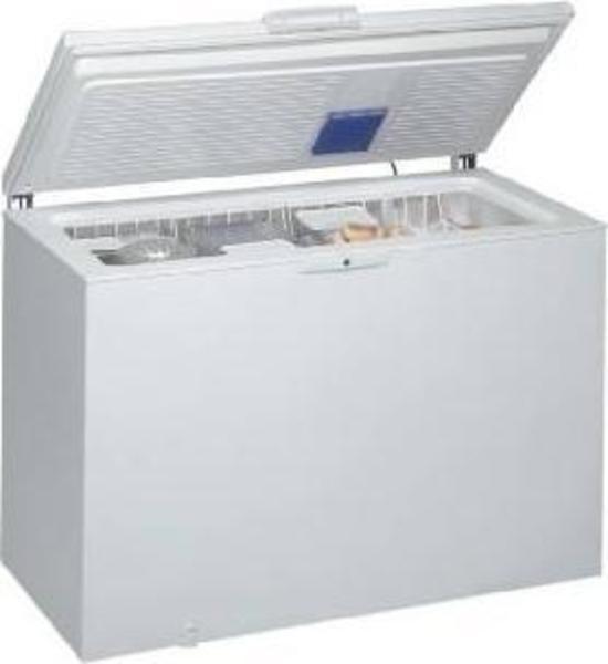 Whirlpool AFG6452EAP Freezer