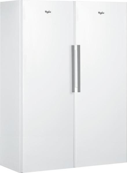 Whirlpool WVE2651NFW Freezer