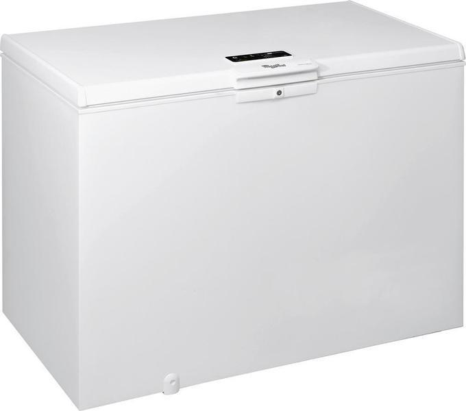 Whirlpool WHE39392T Freezer