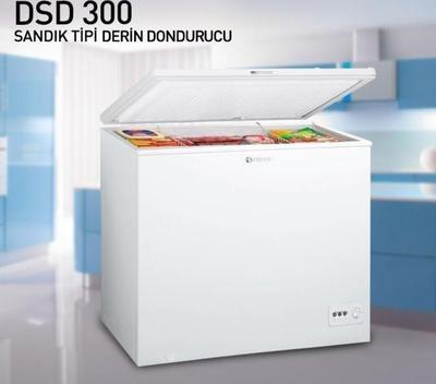 DIJITSU DSD300 Gefrierschrank