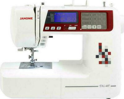 Janome TXL607