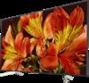 Sony XBR-65X850F angle