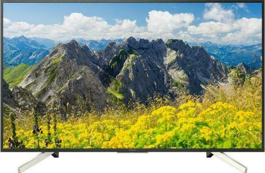 Sony KD-55X750F front on