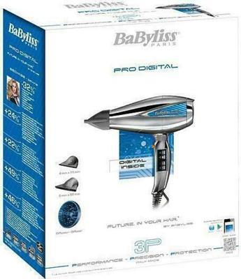 BaByliss Pro Digital 6000E Haartrockner