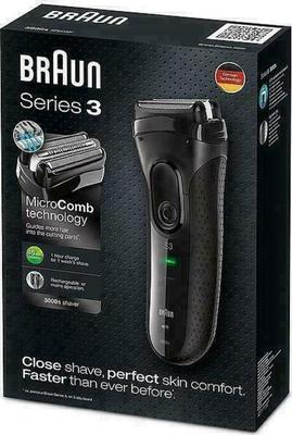 Braun Series 3 3000s Electric Shaver
