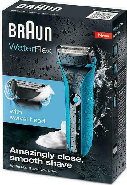 Braun WaterFlex WF2s Golarka elektryczna