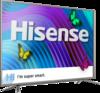 Hisense 65CU6200 angle