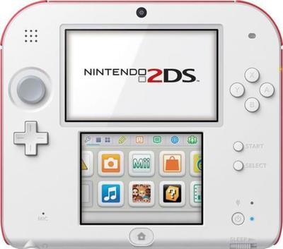 Nintendo New 2DS portable game console