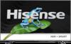 Hisense 65H9D front on