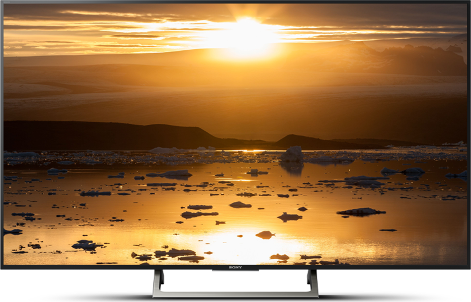 Sony KD-55X8500E front on