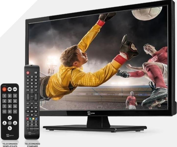 Tele System Palco28 LED08 tv