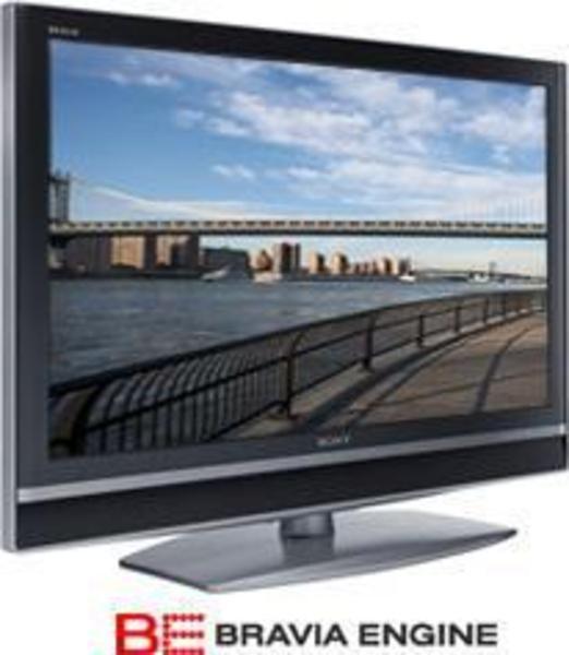 Sony KDL-40V2000AEP angle