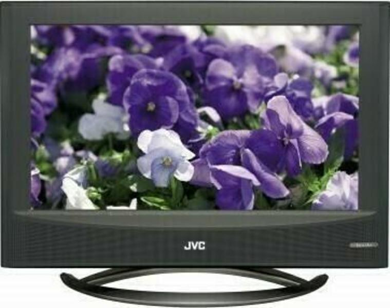 JVC LT-26A60B front on