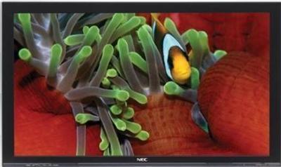 NEC PlasmaSync 60XR5 TV