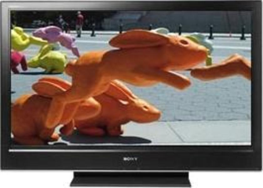 Sony KDL-32D30 front on