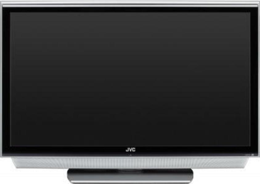 JVC LT-37G80S front