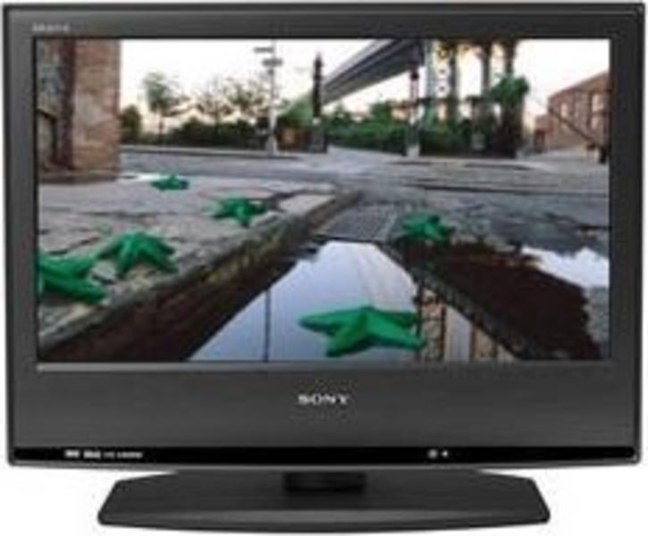 Sony KDL-20S2030 front on