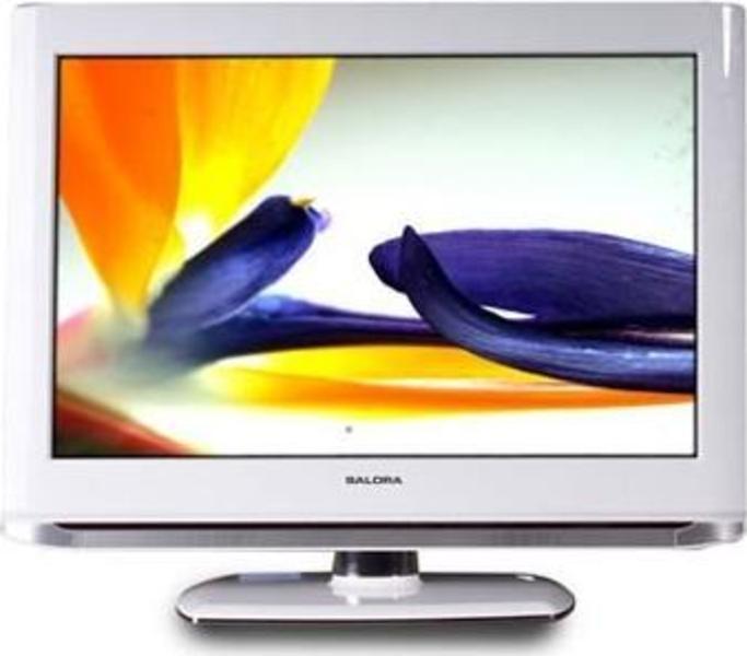 Salora LCD2237TNDVX front on