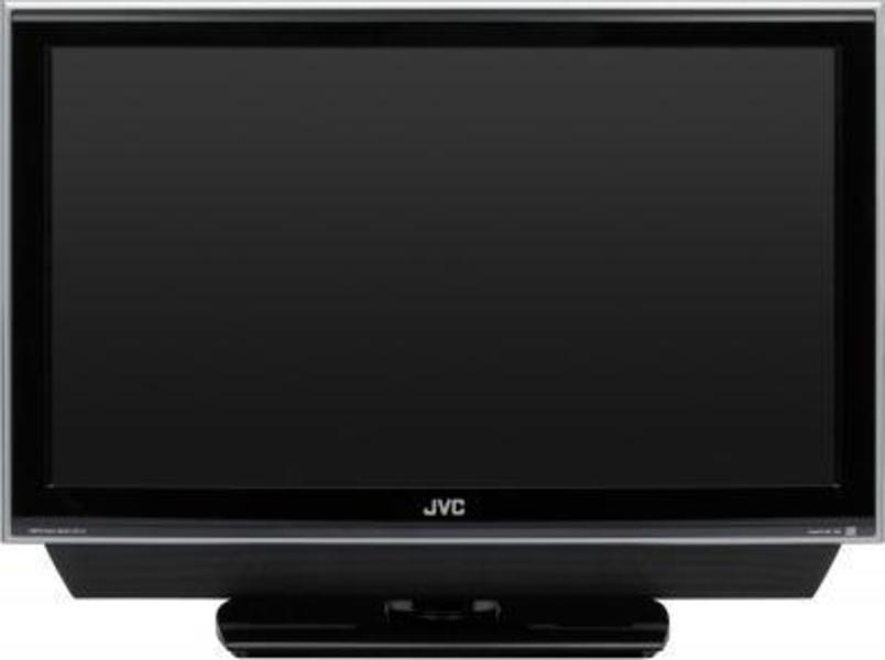 JVC LT-37DP8BU front