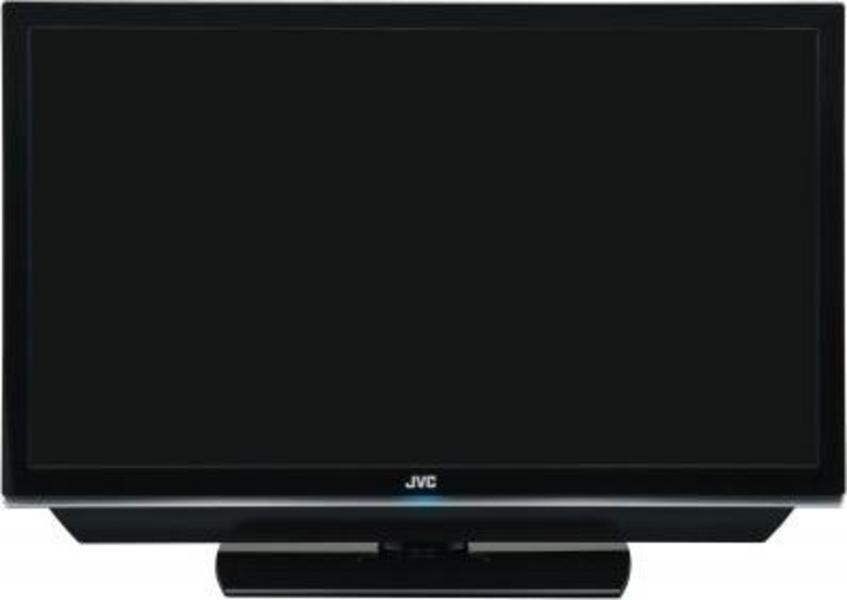 JVC LT-42V80B front
