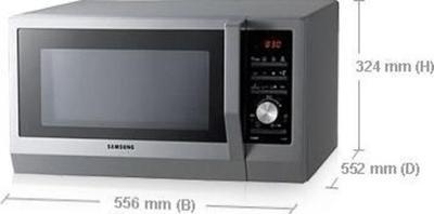 Samsung CE137NEM-S Mikrowelle
