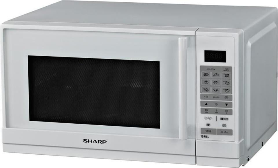 Sharp R-640 W