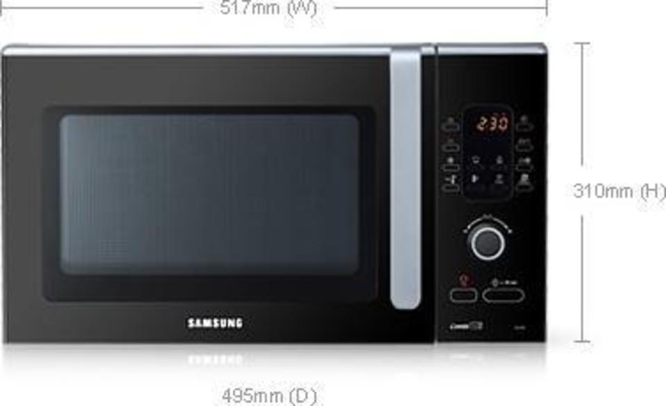 Samsung CE107B-B