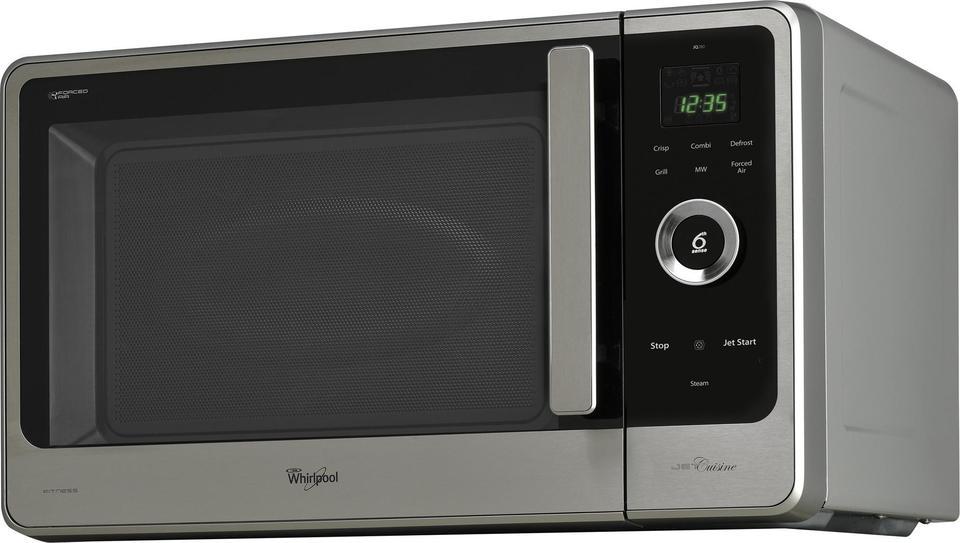 Whirlpool JQ 280/IX Microwave
