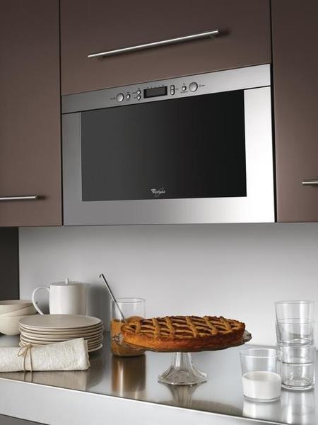 Whirlpool MW 4200/IX Microwave