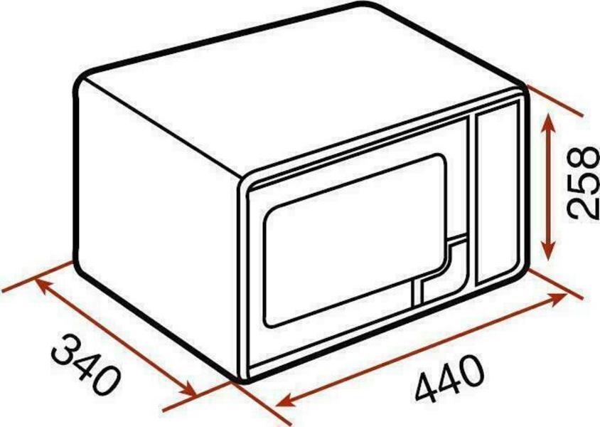 Teka MW 225 microwave