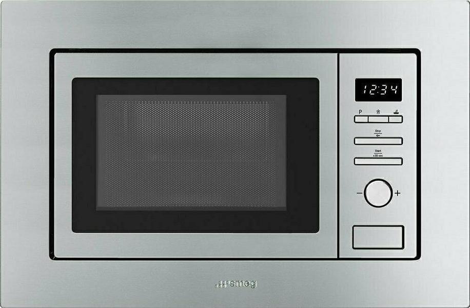 Smeg FMI020X Microwave