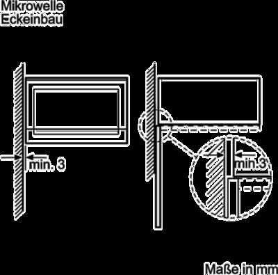 Bosch BFL520MS0 Mikrowelle