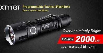 Klarus XT11GT Taschenlampe
