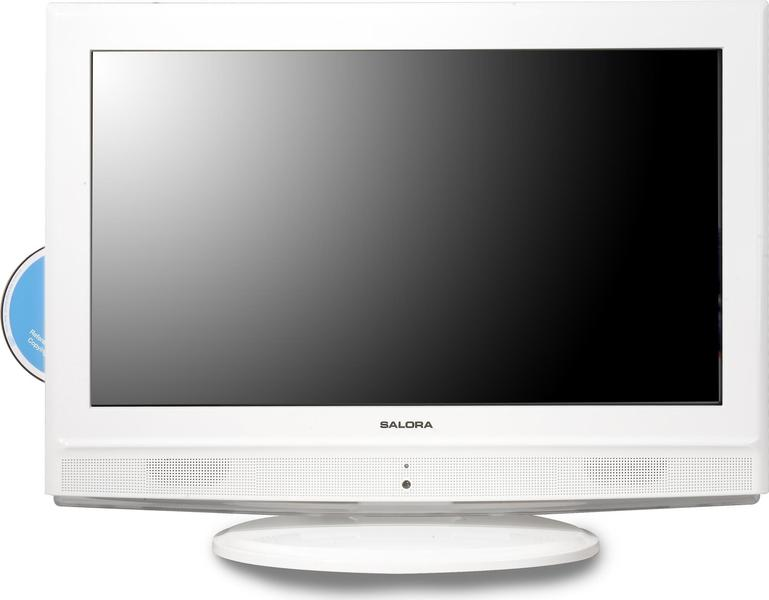 Salora LCD2221WHDVX front