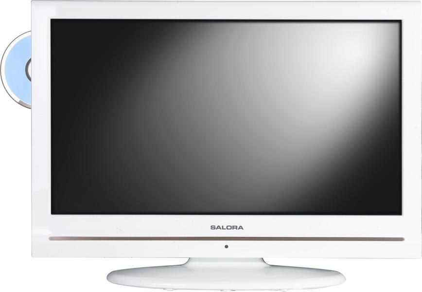 Salora LCD3231DVXWIT front