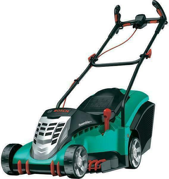 Bosch Rotak 43 Ergoflex Lawn Mower