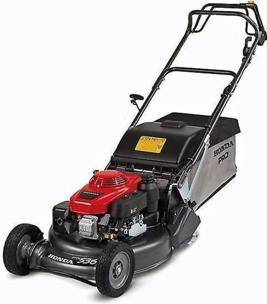 Honda HRH536QX lawn mower