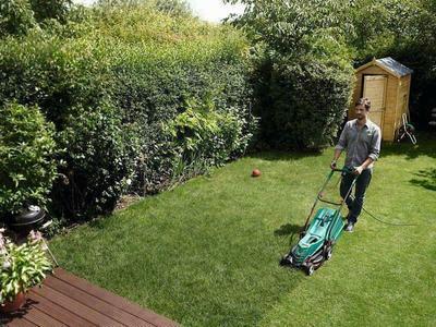 Bosch ARM 34 Lawn Mower