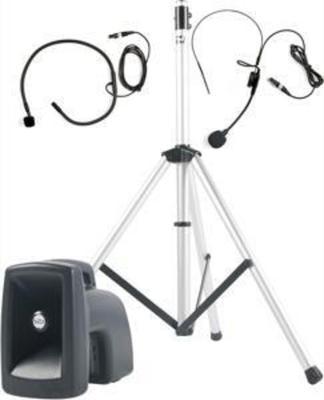 Anchor Audio MEGA-BP Dual/CM/HBM Loudspeaker