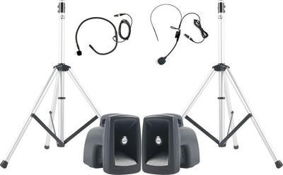 Anchor Audio MEGA-DP DUAL/CM/HBM Loudspeaker