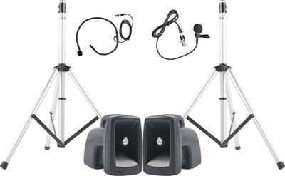 Anchor Audio MEGA-DP DUAL/CM/LM