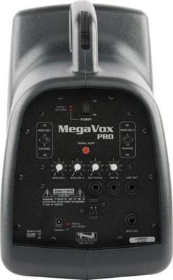 Anchor Audio MEGA-DP DUAL/EM/EM