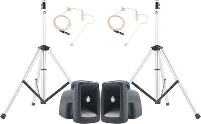 Anchor Audio MEGA-DP DUAL/EM/EM