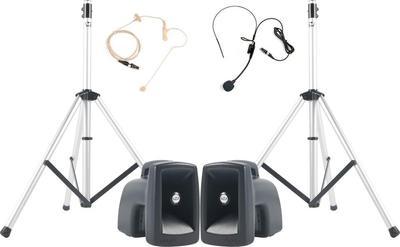 Anchor Audio MEGA-DP DUAL/EM/HBM Loudspeaker