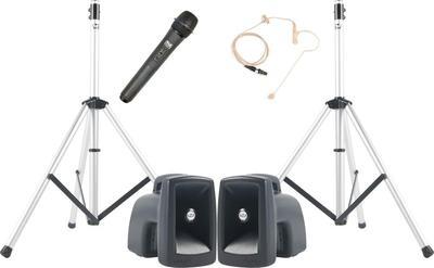 Anchor Audio MEGA-DP DUAL/HH/EM